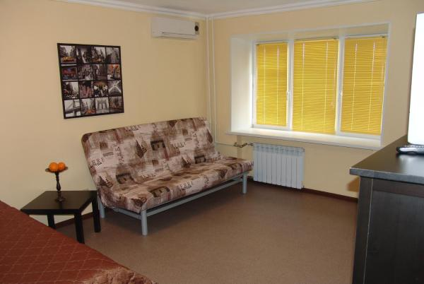 Fotografie hotelů: Апартаменты Челюскнинцев 29, Yekaterinburg