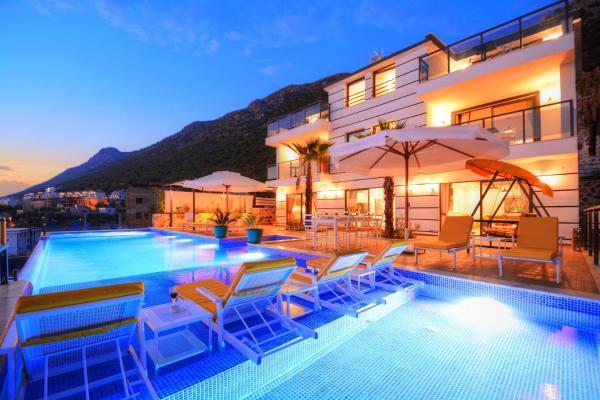 Fotografie hotelů: Private Villa Titanic, Kalkan