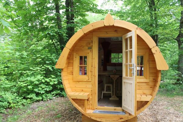 Hotel Pictures: AZUR Camping Regensburg, Regensburg