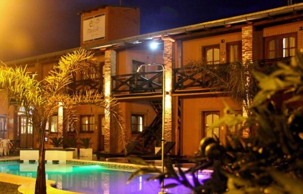 酒店图片: El Mirador Apart Hotel, Federación