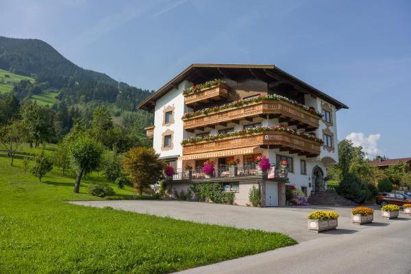 ホテル写真: Pension Platzer, Fügenberg