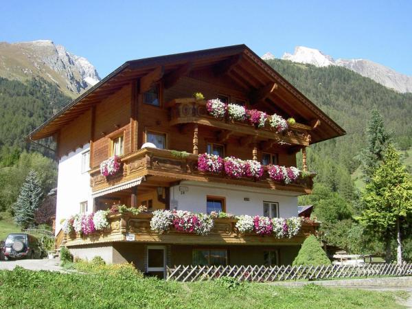 ホテル写真: Holiday home Bergheimat, Virgen