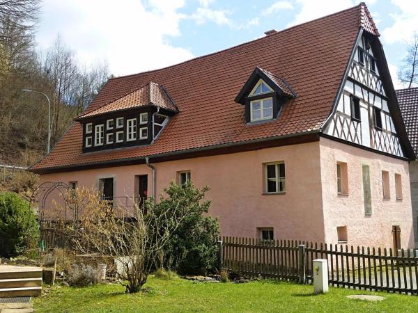 Hotelbilleder: Holiday home Weiãÿenbrunn, Schleyreuth