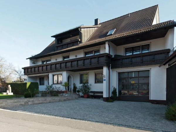 Hotelbilleder: Holiday home Nadine, Morschreuth