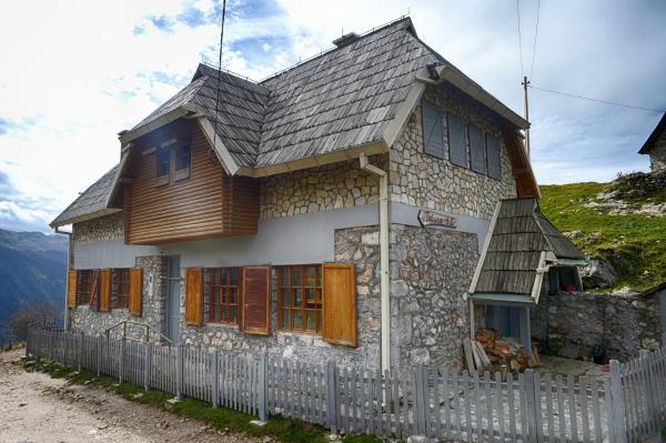 """酒店图片: Farm ville """"Natura AS"""", Gornji Lukomir"""
