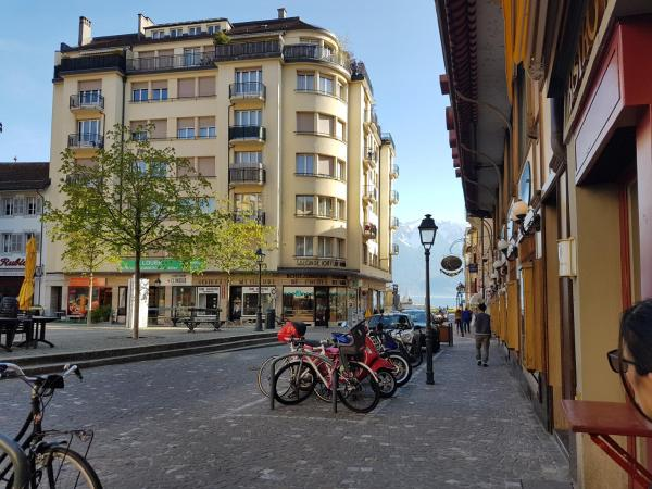 Hotel Pictures: Hostellerie de L'Hôtel de Ville, Vevey