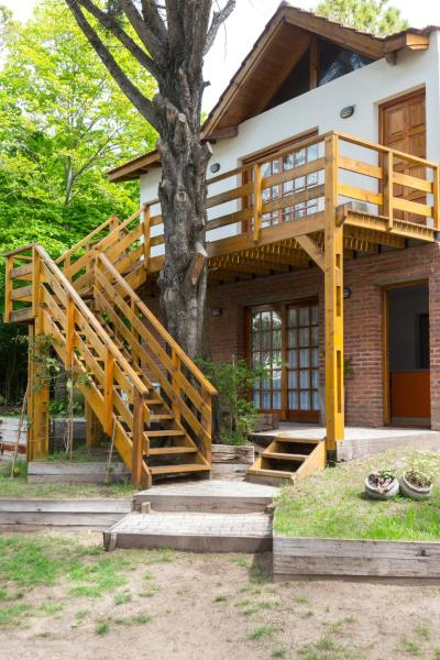 酒店图片: Cabañas Gonzalez, Villa Gesell