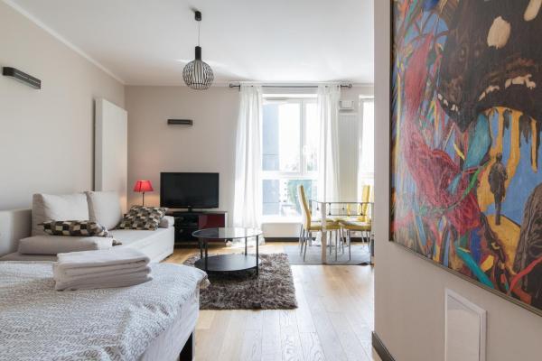 Large Studio Apartment  Bobrowiecka Street 11 D/16