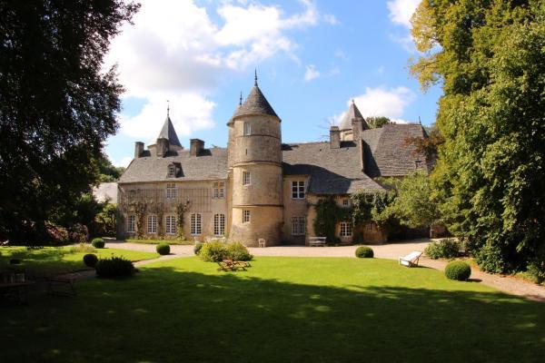 Hotel Pictures: Chateau de Flottemanville, Flottemanville