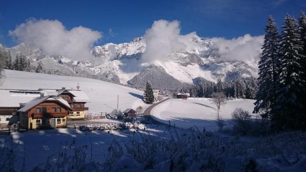 Fotografie hotelů: Bauernhof-Greimelbacherhof, Ramsau am Dachstein