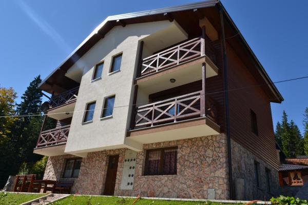 Hotellikuvia: Apartment Gorski javor, Jahorina