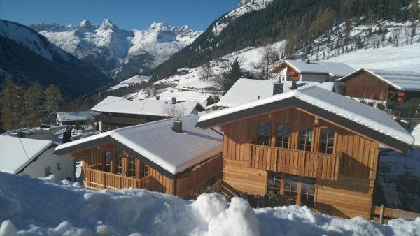 Hotellikuvia: Auszeit Chalets, Bschlabs