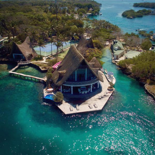 Hotel Pictures: Isla Matamba, Cartagena de Indias