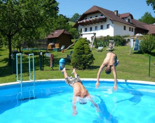 Fotos de l'hotel: Ferienhof Pfaffenlehen, Maria Neustift