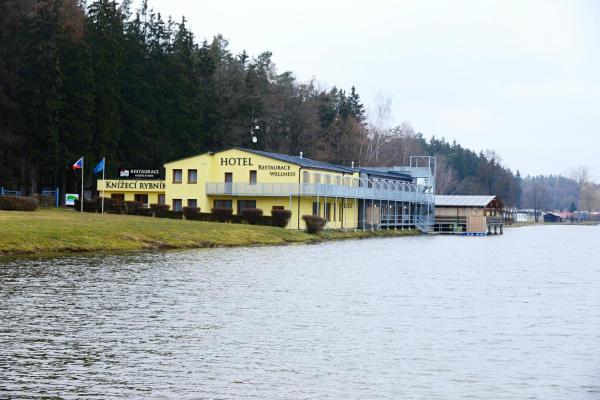 Hotel Pictures: Hotel&wellness Knižecí rybník, Tábor