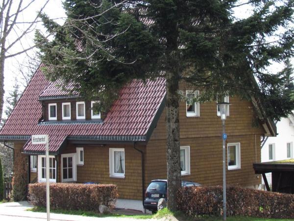Hotel Pictures: Hirschenhäusle, Sankt Märgen