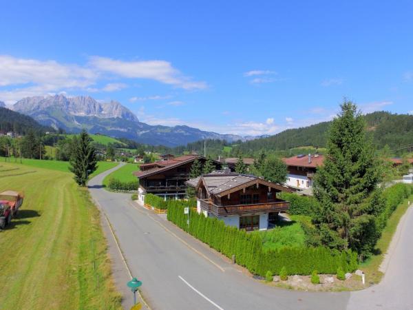 Hotellikuvia: Apartment Kaiserblick, Reith bei Kitzbühel