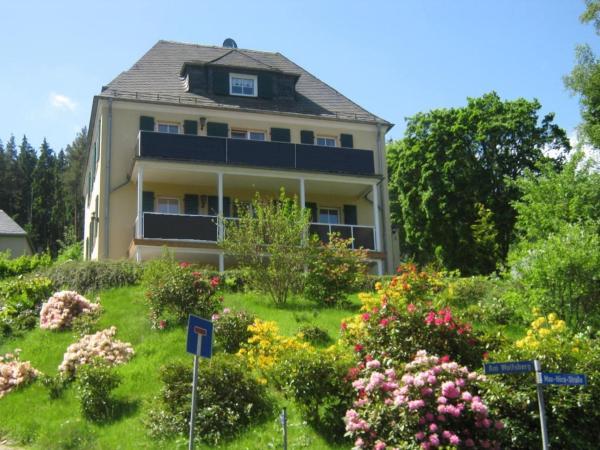 Hotel Pictures: Villa Goldbrunnen, Bad Elster