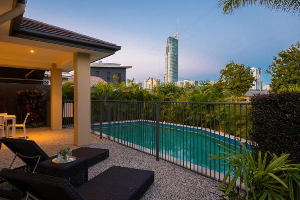 Zdjęcia hotelu: The Corso Family Holiday Home, Gold Coast