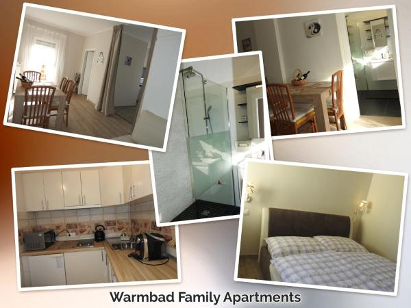 Fotos del hotel: Warmbad Apartments, Villach