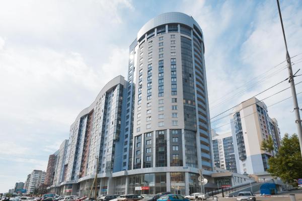 Zdjęcia hotelu: Apartment near Greenwich center, Jekaterynburg