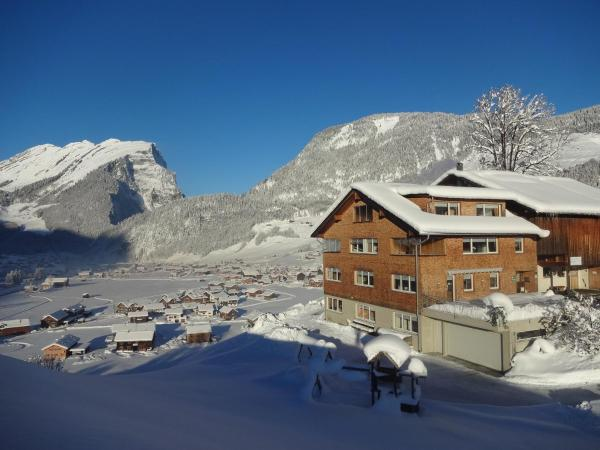 Photos de l'hôtel: Panoramahof Eggele, Schoppernau
