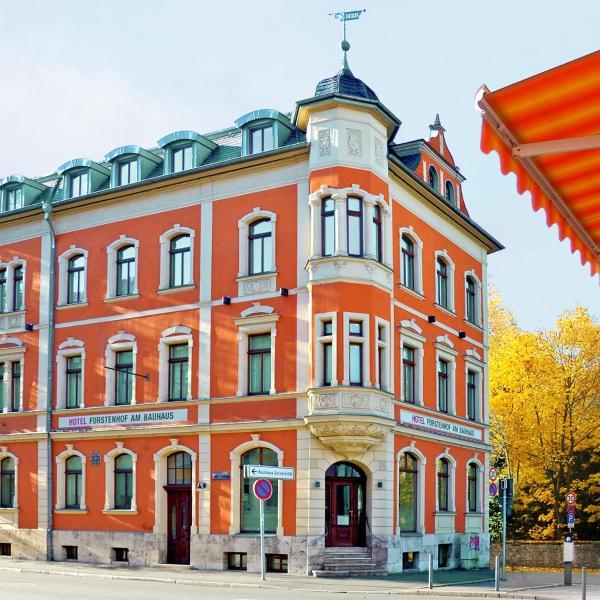 Hotel Pictures: Hotel & Apartments Fürstenhof am Bauhaus, Weimar