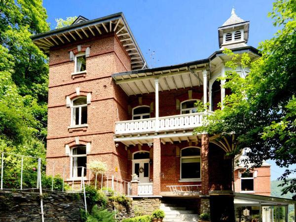 Fotografie hotelů: Château Constance, La-Roche-en-Ardenne