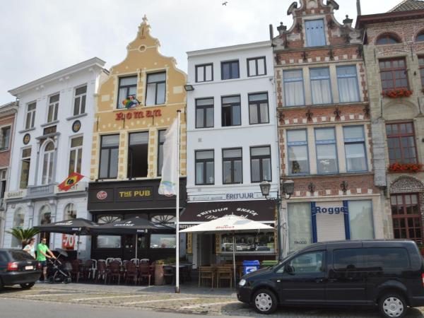 Hotelbilleder: Recht Op T Stadhuis, Oudenaarde