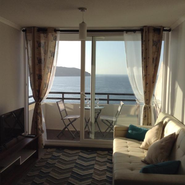 Hotel Pictures: Departamento La Herradura frente al mar (1era linea), Coquimbo