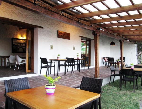 Hotel Pictures: Hostería Hacienda Chachimbiro, Urcuquí
