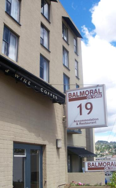 Hotellbilder: Balmoral On York, Launceston