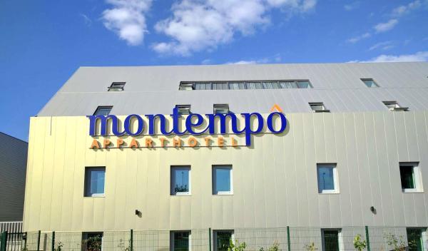 Hotel Pictures: Montempô Apparthôtel Paris-Vélizy, Vélizy-Villacoublay