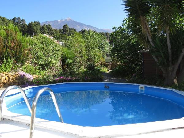 Hotel Pictures: Farm Stay Landhaus La Florida, Guancha de Abajo