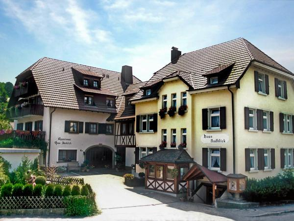 Hotelbilleder: Aparthotel Badblick.1, Bad Bellingen