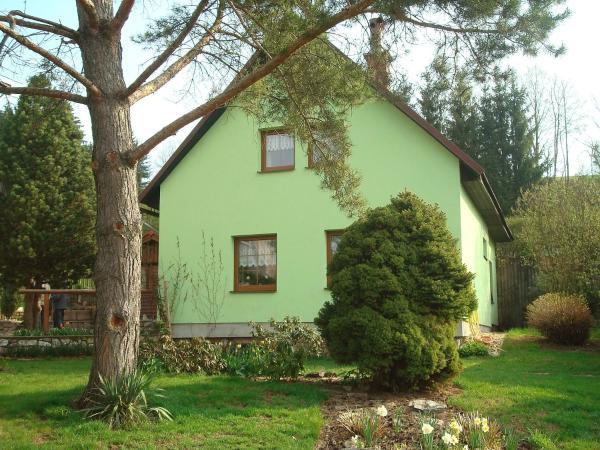 Hotel Pictures: Holiday Home Horni Branna, Dolní Branná