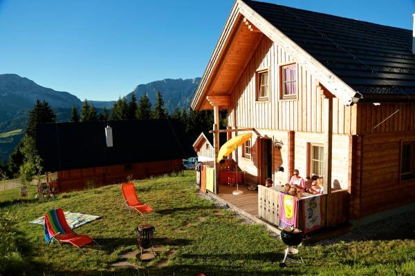 Fotos de l'hotel: Hüttendorf Dachsteinblick - Hütte PRU-STM, Pruggern