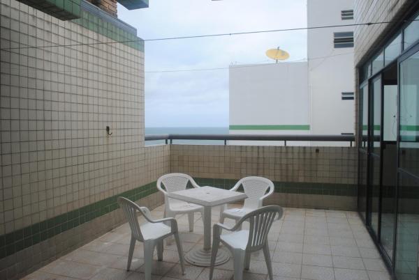 Hotel Pictures: Cobertura vista para o mar, Praia Grande