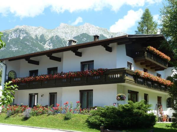 Photos de l'hôtel: Pension Holzmann, Leutasch