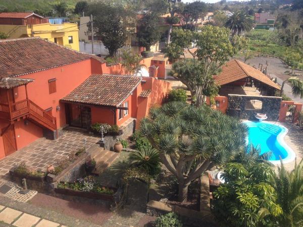 Hotel Pictures: Holiday Home Landhaus Teide mit 5 Badezimmern, La Caridad