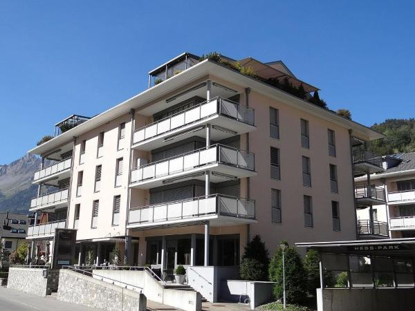 Hotel Pictures: Apartment Hess Park, Engelberg