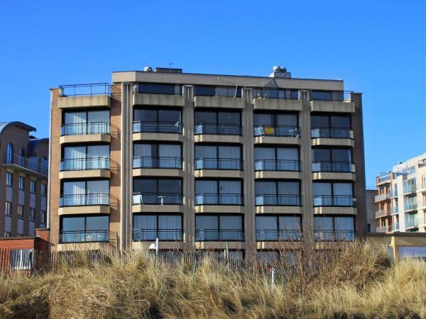 Fotos do Hotel: Apartment Zandroos, De Panne