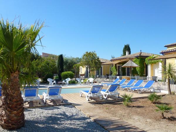 Hotel Pictures: Holiday Home La Villa du Midi, Aigues-Mortes