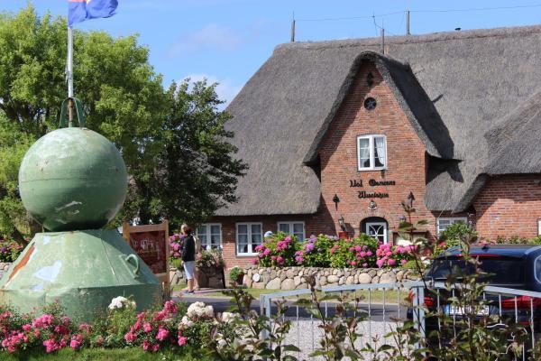Hotel Pictures: Ual Öömrang Wiartshüs, Norddorf