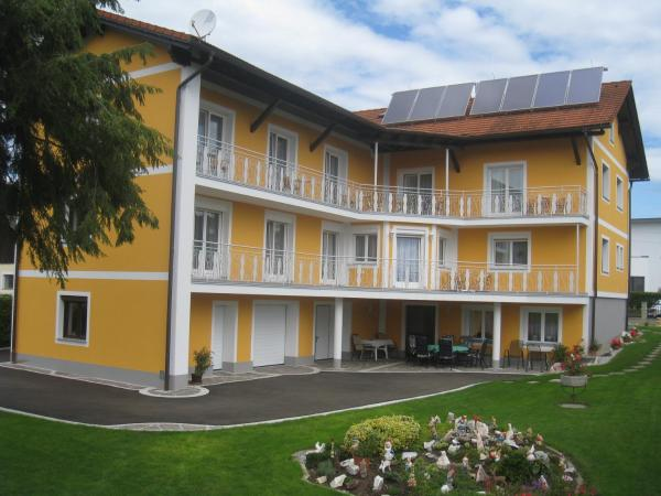 Φωτογραφίες: Gästehaus Schlögl, Sankt Stefan im Rosental