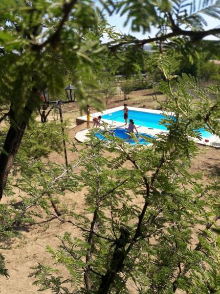 Zdjęcia hotelu: Cabañas Amanecer Brocheriano, Villa Cura Brochero