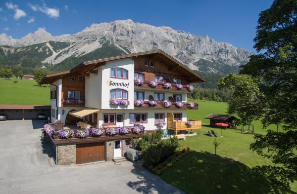 Hotelbilleder: Sonnhof, Ramsau am Dachstein