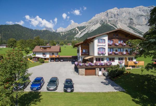 Fotografie hotelů: Sonnhof, Ramsau am Dachstein