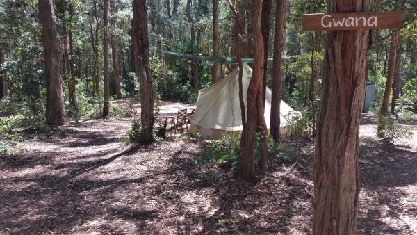 Фотографии отеля: Elebanah Luxury Camping, Avoca Beach