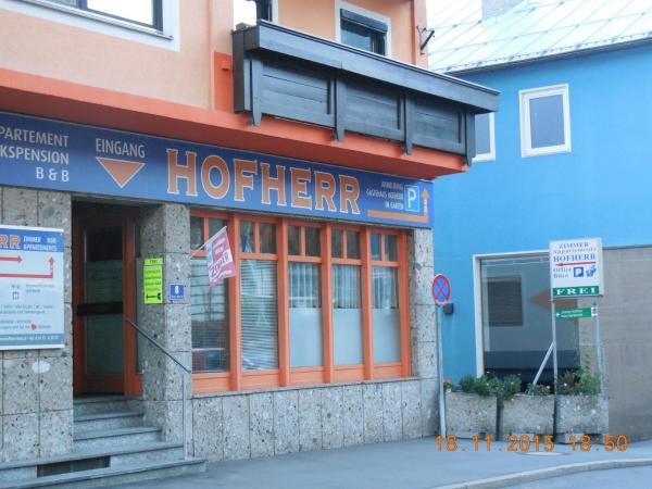 Hotellbilder: Appartements und private Frühstückspension Hofherr, Imst